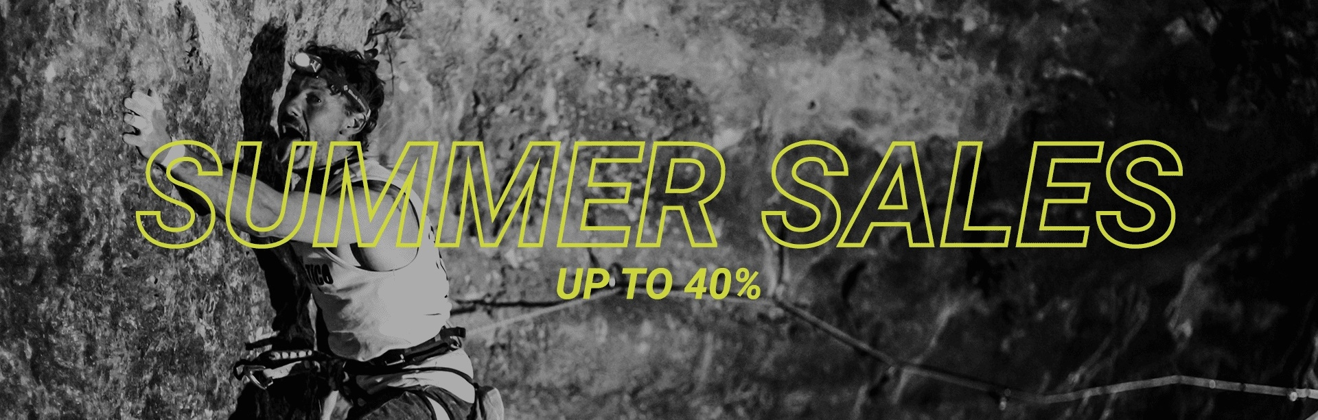 2018 Summer Sales on Climbing Clothing!